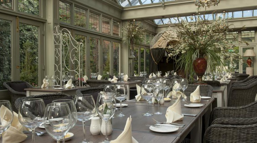 coombe abbey dining