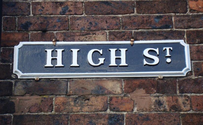 Much Wenlock, Shropshire ... HIGH STREET